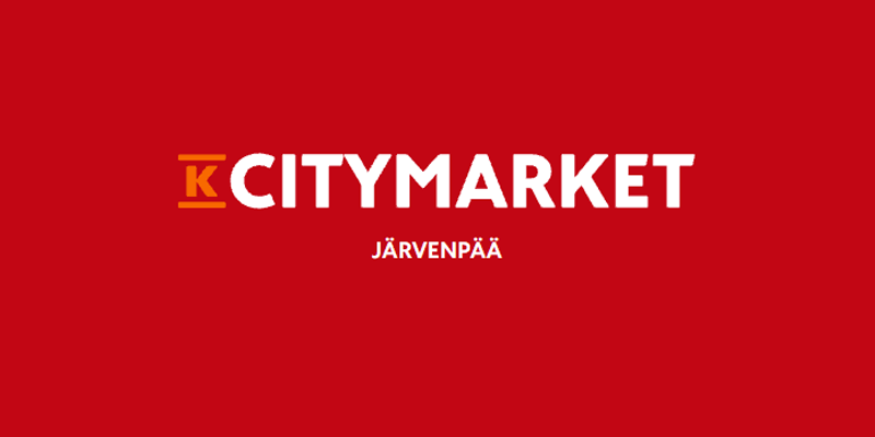 logo: Citymarket Järvenpää